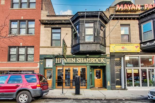 2723 N Halsted Street, Chicago, IL 60614 (MLS #10946315) :: RE/MAX Next