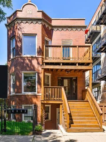 1922 N Washtenaw Avenue 1E, Chicago, IL 60647 (MLS #10946370) :: Property Consultants Realty