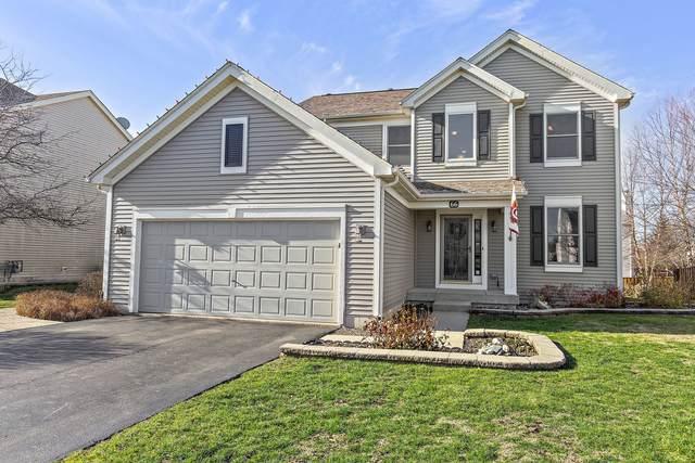 66 Briarwood Drive, Gilberts, IL 60136 (MLS #10946387) :: Janet Jurich