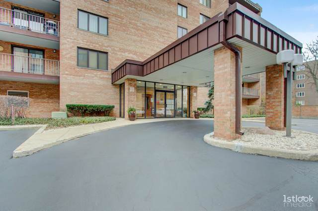 905 Center Street #502, Des Plaines, IL 60016 (MLS #10946445) :: Property Consultants Realty