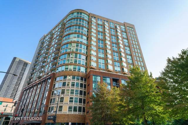 600 N Kingsbury Street #1807, Chicago, IL 60654 (MLS #10946451) :: Property Consultants Realty