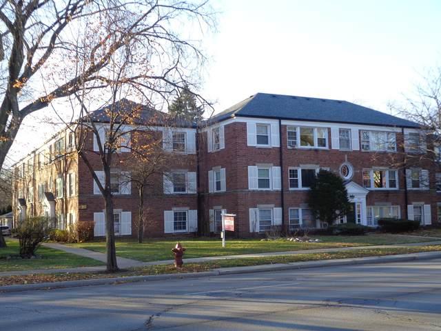 228 Ridge Avenue #1, Evanston, IL 60201 (MLS #10946461) :: Ryan Dallas Real Estate