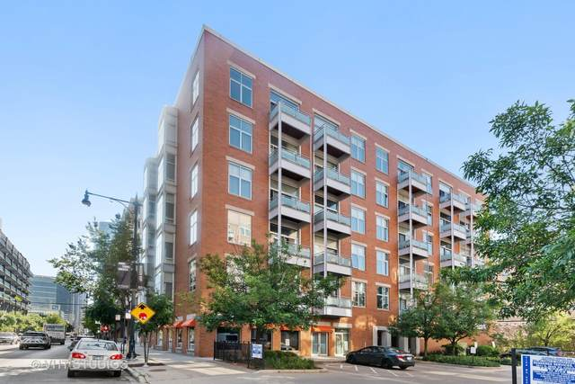 939 W Madison Street #503, Chicago, IL 60607 (MLS #10946491) :: Property Consultants Realty