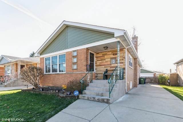 2829 W 100th Street, Evergreen Park, IL 60805 (MLS #10946632) :: Helen Oliveri Real Estate