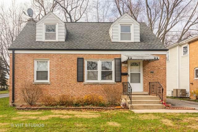 408 N Maple Street, Mount Prospect, IL 60056 (MLS #10946635) :: Helen Oliveri Real Estate
