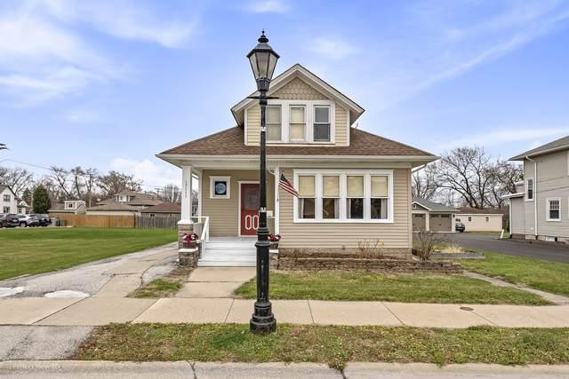 17111 Oak Park Avenue, Tinley Park, IL 60477 (MLS #10946646) :: Helen Oliveri Real Estate