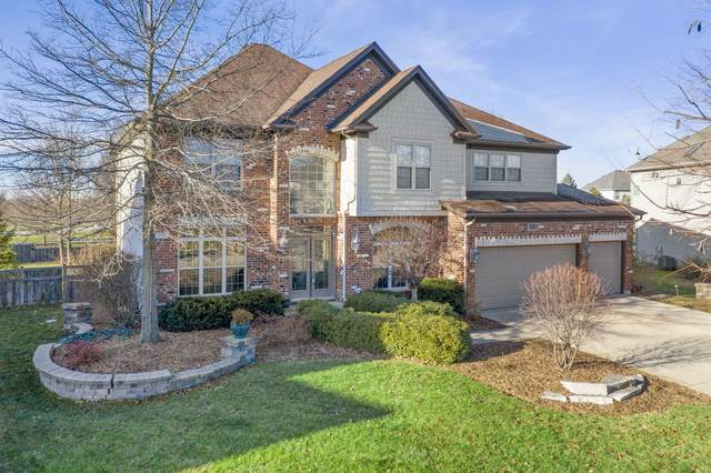 13036 Grande Pines Boulevard, Plainfield, IL 60585 (MLS #10946697) :: Schoon Family Group