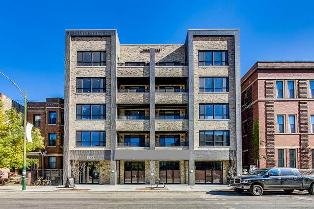1523 N Western Avenue 5A, Chicago, IL 60622 (MLS #10946721) :: RE/MAX Next