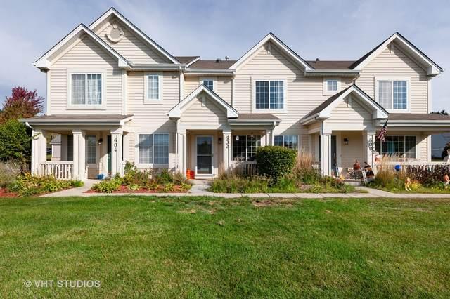 602 Key Largo Drive, Fox Lake, IL 60020 (MLS #10946732) :: John Lyons Real Estate