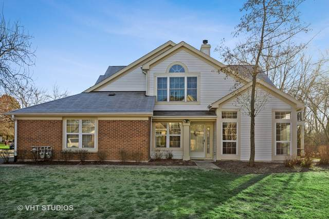 30W069 Penny Lane A, Warrenville, IL 60555 (MLS #10946759) :: The Wexler Group at Keller Williams Preferred Realty