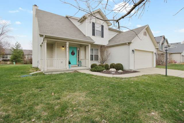 813 Sedgegrass Drive, Champaign, IL 61822 (MLS #10946795) :: Jacqui Miller Homes
