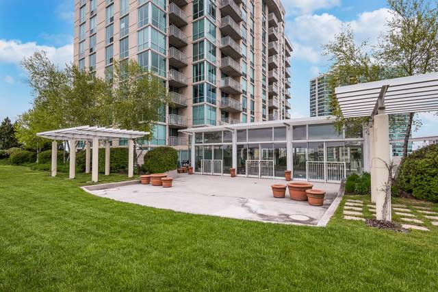 1640 Maple Avenue #906, Evanston, IL 60201 (MLS #10946818) :: The Wexler Group at Keller Williams Preferred Realty