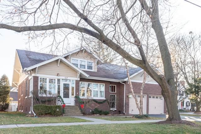 617 N Chestnut Avenue, Arlington Heights, IL 60004 (MLS #10947002) :: Helen Oliveri Real Estate