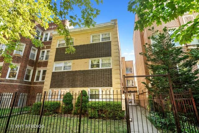 6127 N Talman Avenue 3E, Chicago, IL 60659 (MLS #10947015) :: BN Homes Group
