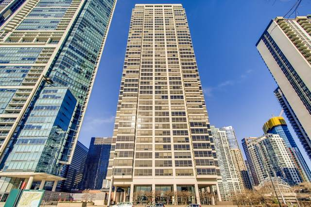 360 E Randolph Street #3901, Chicago, IL 60601 (MLS #10947082) :: Jacqui Miller Homes