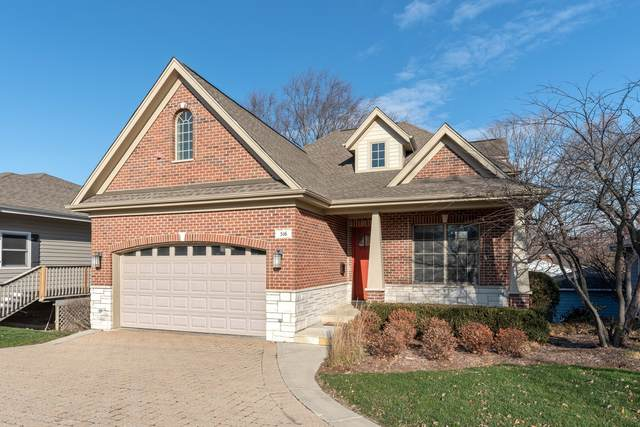 516 E Hillside Avenue, Barrington, IL 60010 (MLS #10947098) :: Janet Jurich