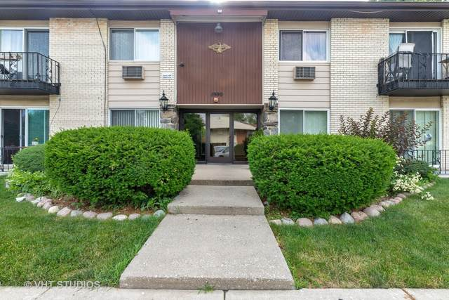 8999 Kennedy Drive 1B, Des Plaines, IL 60016 (MLS #10947109) :: The Wexler Group at Keller Williams Preferred Realty