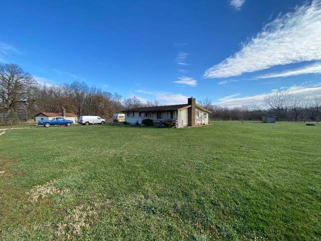 5349 Rebmann Road, Fithian, IL 61844 (MLS #10947137) :: Schoon Family Group