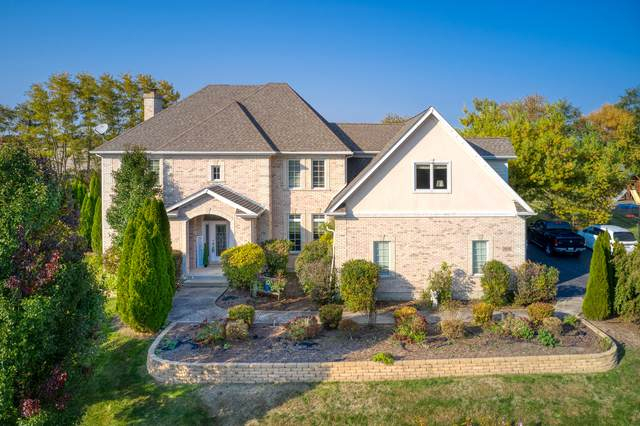 5916 Whiting Drive, Mchenry, IL 60050 (MLS #10947161) :: The Spaniak Team