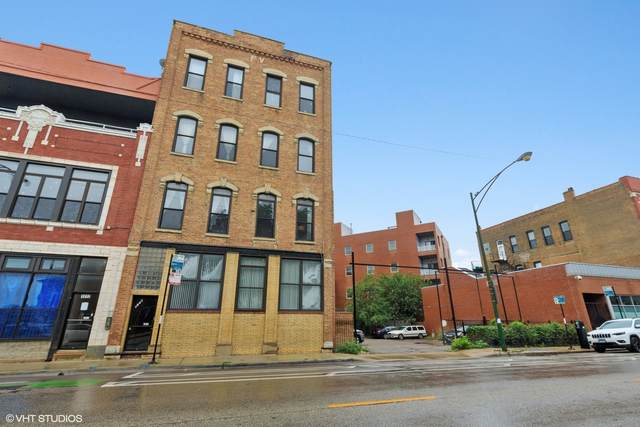 1014 N Milwaukee Avenue #2, Chicago, IL 60642 (MLS #10947179) :: RE/MAX Next
