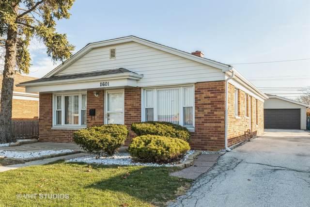 11601 S Kedzie Avenue, Merrionette Park, IL 60803 (MLS #10947275) :: John Lyons Real Estate