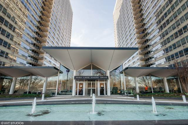 3550 N Lake Shore Drive #411, Chicago, IL 60657 (MLS #10947300) :: Janet Jurich
