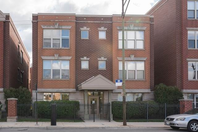 1333 N Halsted Street 1N, Chicago, IL 60642 (MLS #10947329) :: Janet Jurich