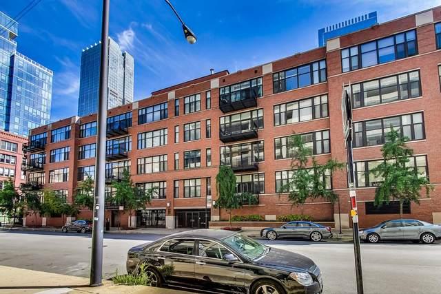 333 W Hubbard Street 3E, Chicago, IL 60654 (MLS #10947384) :: Littlefield Group