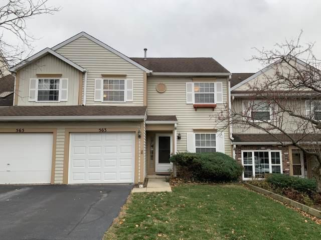 563 Ascot Lane, Streamwood, IL 60107 (MLS #10947405) :: BN Homes Group