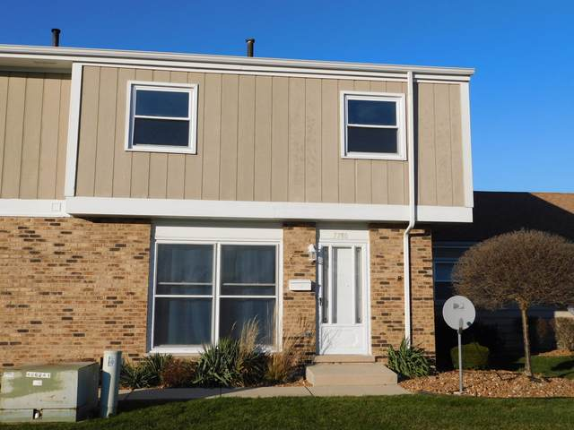 7780 159th Place #81, Tinley Park, IL 60477 (MLS #10947422) :: Touchstone Group