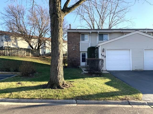 143 Jerome Lane #143, Bolingbrook, IL 60440 (MLS #10947535) :: RE/MAX Next