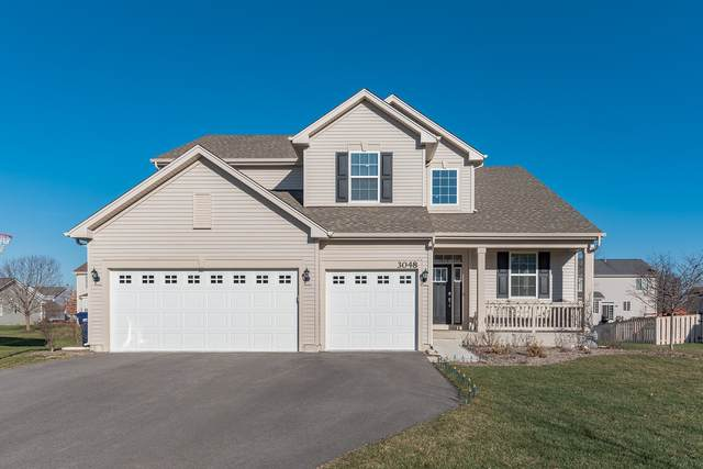 3048 Manchester Drive, Montgomery, IL 60538 (MLS #10947547) :: The Wexler Group at Keller Williams Preferred Realty
