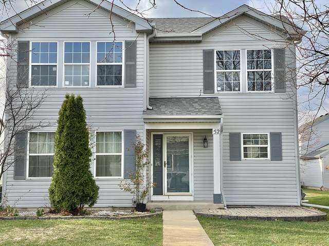 52 Wingate Drive, Oswego, IL 60543 (MLS #10947549) :: The Wexler Group at Keller Williams Preferred Realty