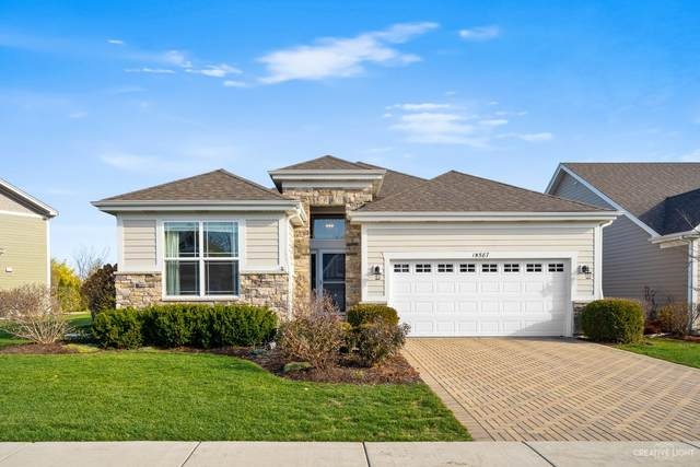 1N587 Golf View Lane, Winfield, IL 60190 (MLS #10947615) :: The Spaniak Team