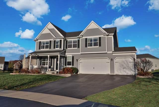 967 Brandon Court, North Aurora, IL 60542 (MLS #10947647) :: John Lyons Real Estate