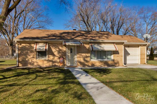 3014 W Lincoln Road, Mchenry, IL 60051 (MLS #10947655) :: John Lyons Real Estate