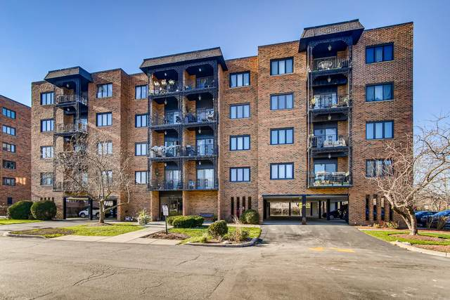 9382 Landings Lane #403, Des Plaines, IL 60016 (MLS #10947676) :: Helen Oliveri Real Estate