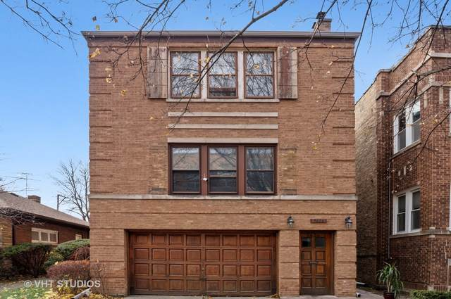 5626 N Francisco Avenue, Chicago, IL 60659 (MLS #10947787) :: BN Homes Group