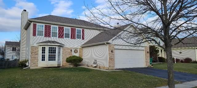 20962 W Bloomfield Drive, Plainfield, IL 60544 (MLS #10947809) :: Jacqui Miller Homes