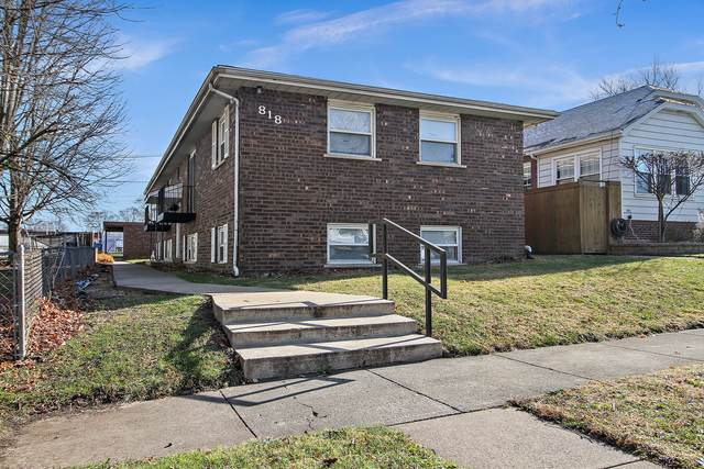 818 S 3rd Avenue, Kankakee, IL 60901 (MLS #10948076) :: Littlefield Group