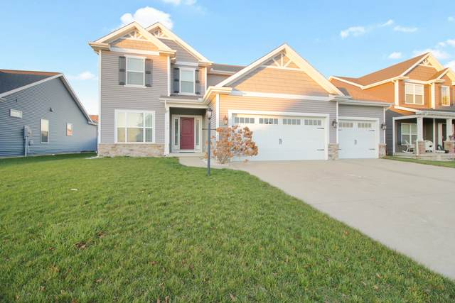 412 London Way, Savoy, IL 61874 (MLS #10948228) :: Janet Jurich