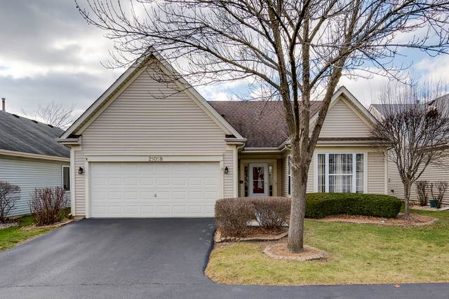 21058 W Aspen Lane, Plainfield, IL 60544 (MLS #10948303) :: Jacqui Miller Homes