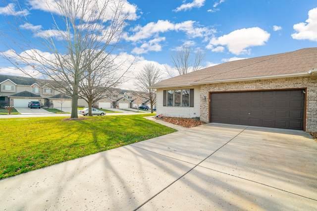 16638 Spangler Road, Plainfield, IL 60586 (MLS #10948347) :: Jacqui Miller Homes