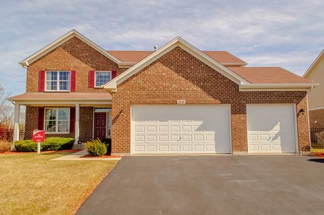 2201 Bilstone Drive, Lynwood, IL 60411 (MLS #10948352) :: The Dena Furlow Team - Keller Williams Realty