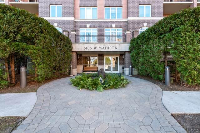 5105 W Madison Street #402, Skokie, IL 60077 (MLS #10948567) :: The Wexler Group at Keller Williams Preferred Realty