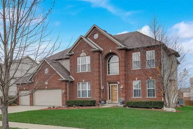 394 Bloomfield Circle E, Oswego, IL 60543 (MLS #10948704) :: RE/MAX Next