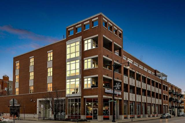 1611 N Hermitage Avenue #404, Chicago, IL 60622 (MLS #10949111) :: Schoon Family Group