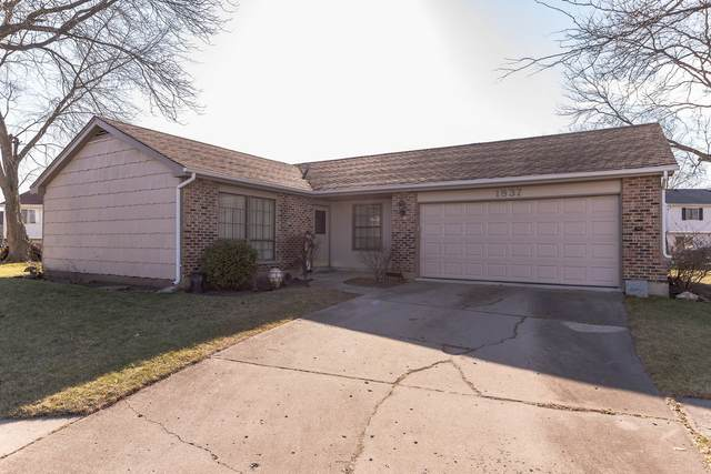 1837 Williamsburg Drive, Streamwood, IL 60107 (MLS #10949253) :: John Lyons Real Estate