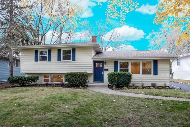 23 Robin Hill Drive, Naperville, IL 60540 (MLS #10949265) :: John Lyons Real Estate