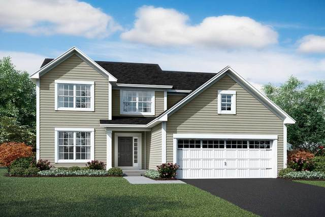12400 S Prairie Ridge Lot #104 Lane, Plainfield, IL 60585 (MLS #10949277) :: Janet Jurich